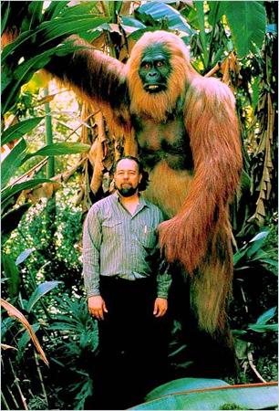GIGANTHOPITHEQUE King Kong a vraiment existé !