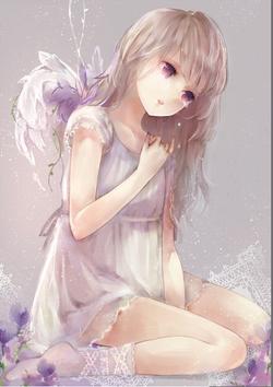 Un ange (*_*)