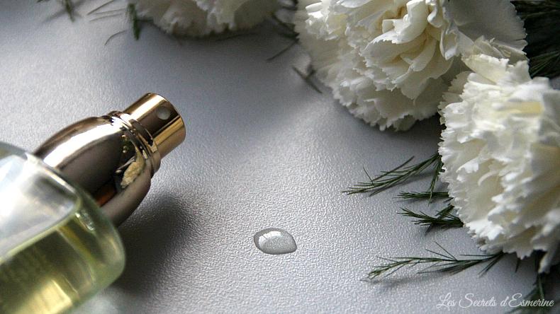 huile merveilleuse - Lilas Blanc