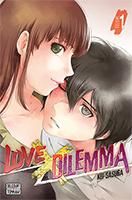 Lien vers la chronique de Love X Dilemma T1 de Kei Sasuga