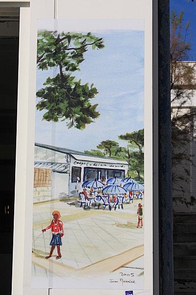 peinture extérieure à la Nauzanne