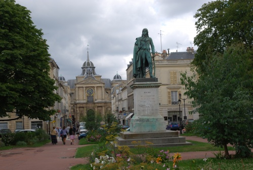 Flânerie dans Versailles (photos)