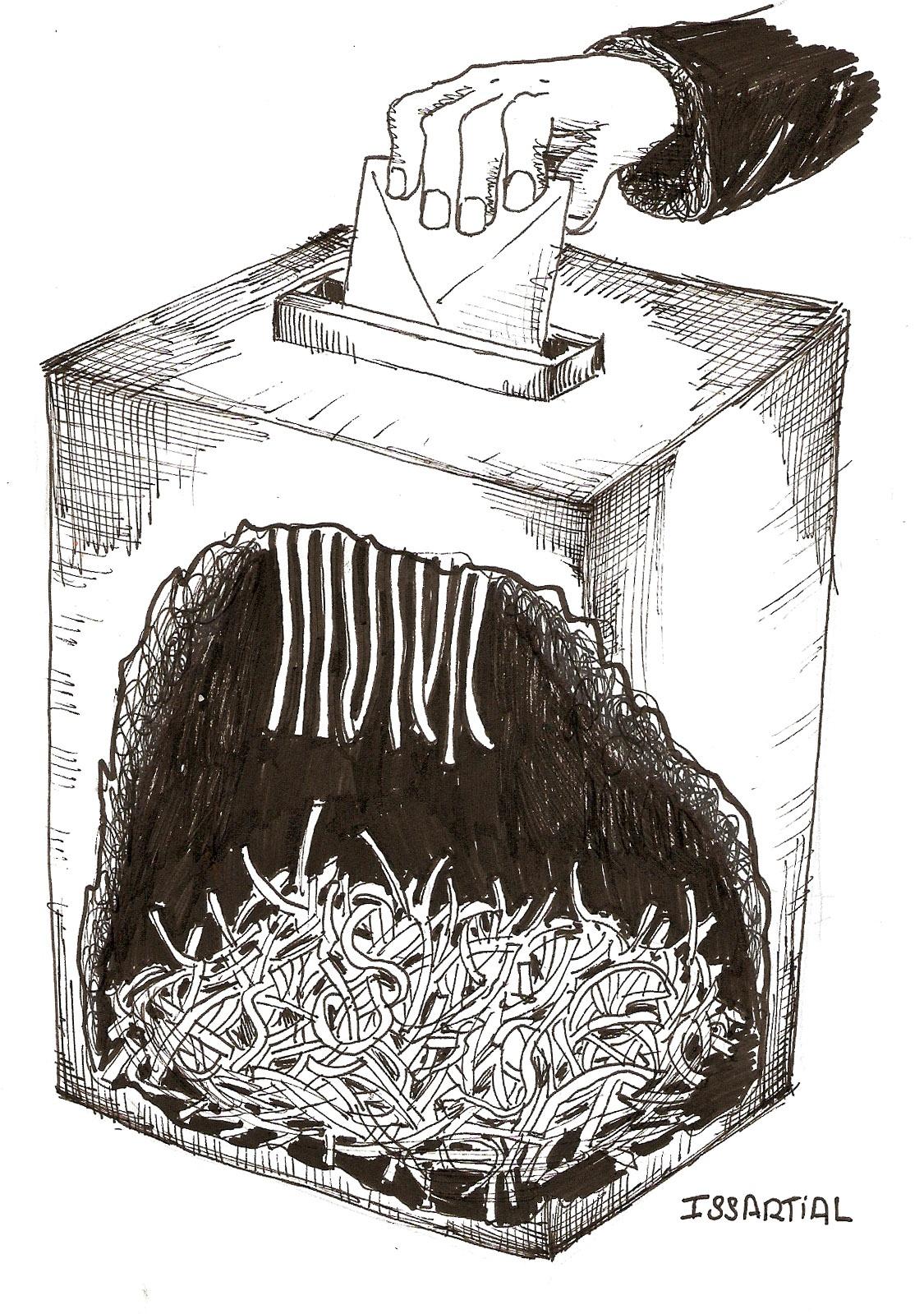 Présidentielle 2012: vivement le Dimanche 06 Mai 2012.