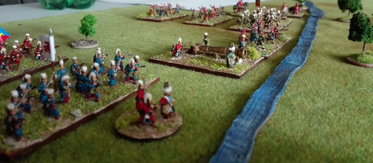 Tercio : Ottomans pas si faibles...