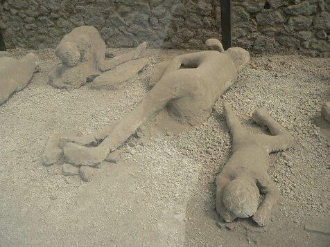corps à pompéi