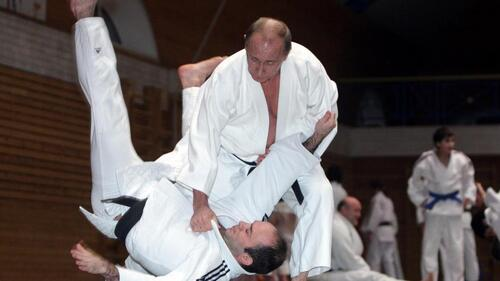 Arts martiaux, de Teddy Riner à Poutine