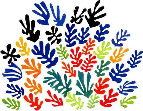 À la manière de Matisse...