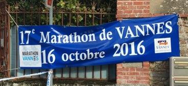 Les Marathons de Vannes...
