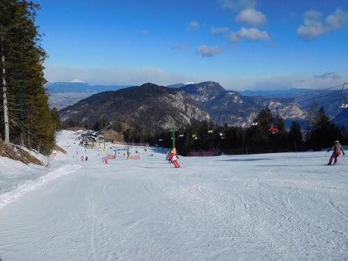 5/02/2020 Sortie ski/Tourisme à La Paganella/Trento Tn Trentino Italie