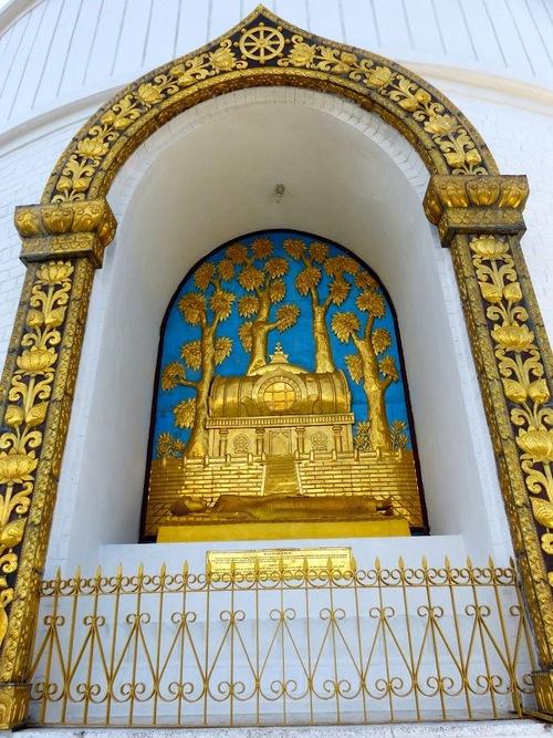 un magnifique stupa