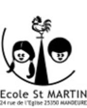 Inscriptions rentrée 2018/19 - Ecole Privée Saint Martin à Mandeure