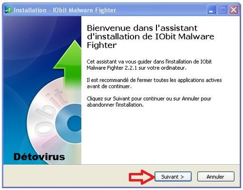 Iobit Malware Fighter Pro 2.2 - Licence 6 mois gratuits