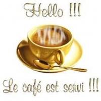 """La tasse de café """"anti-crise"""" à Woluwe-Saint-Lambert pou 1 euro !!!"""