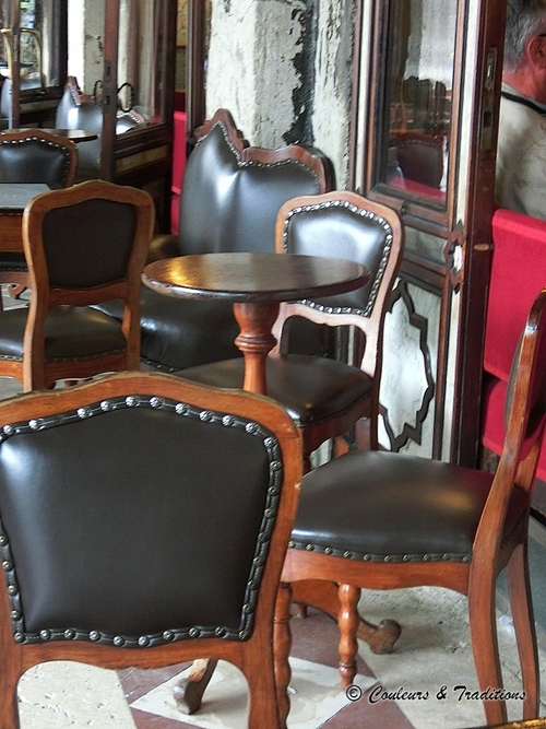 Emblématique Café Florian