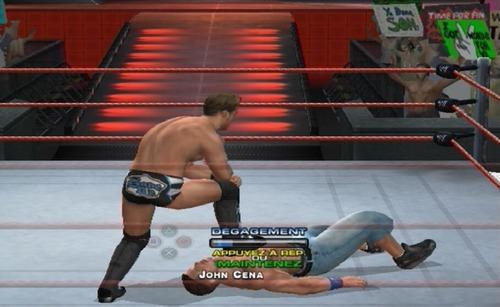 La série Smackdown vs RAW