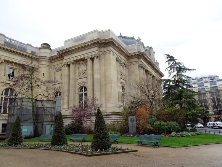 Voyage à Paris : Du Grand au petit Palais