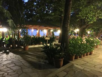 tavern du camping Sikia