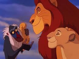 Le Roi Lion / kimba
