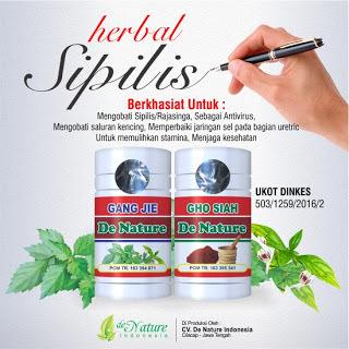 Harga Obat Herbal Sipilis atau Gonore Di Apotik Resep Dokter
