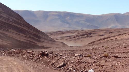 refusé au Chili: direction Bolivie