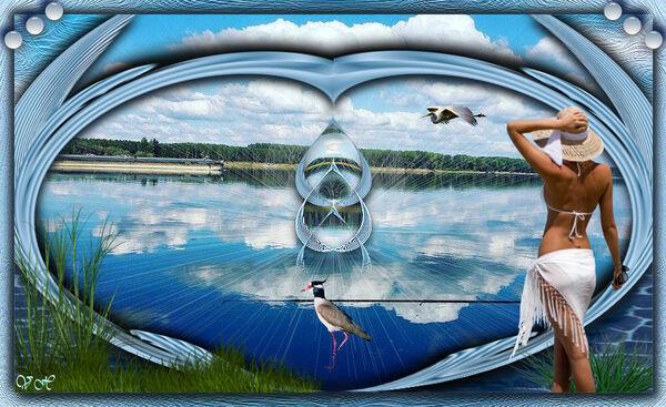 Danube summer