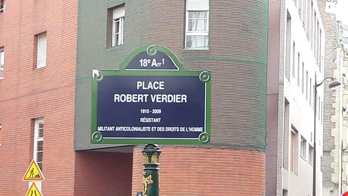 Robert Verdier, militant anticolonialiste ou quand la gauche s'est réinventée