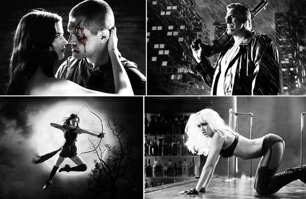 [Blu-ray 3D] Sin City : J'ai tué pour elle