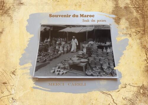Souvenir du Maroc