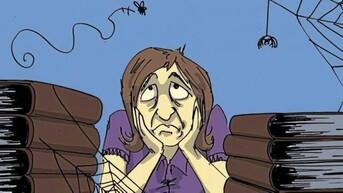 L'épuisement par ennui au travail : tabou sociétal ? | by Marina Bourgeois  | Oser Rêver Sa Carrière | Medium