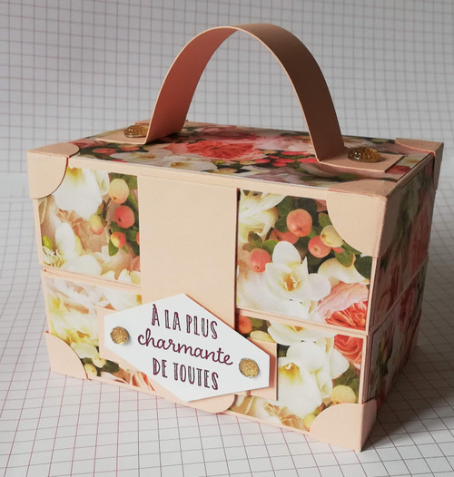 atelier chez Elodie : les cadeaux....