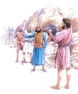 David, Nabal et Abigail (leçon)