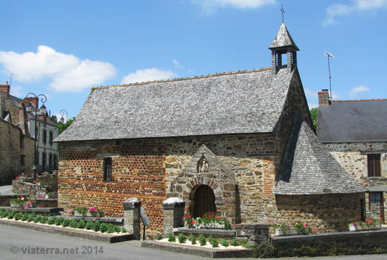 chapelle sainte agathe langon