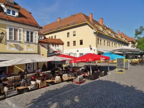Maribor en Slovénie: les bords de la Drave (photos)