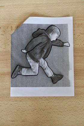 Projet artistique n°1 : Mobile façon Keith Haring.