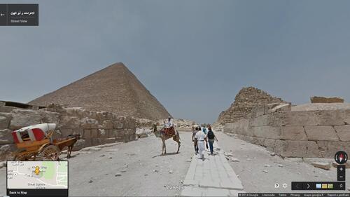 Visitez les pyramides d'Egypte