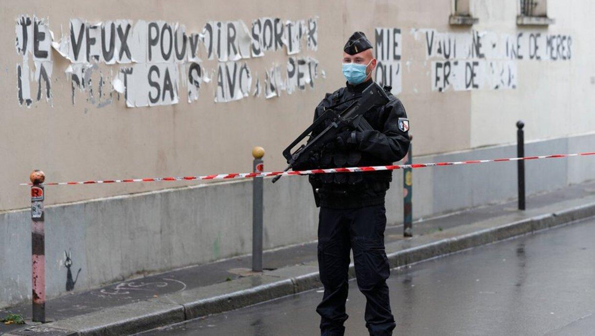 La société de production Premières Lignes a été frappée par une attaque à l'arme blanche faisant deux blessés.