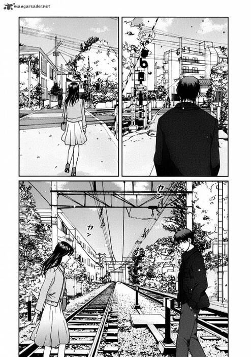 5 Centimeters per Second 10 - Page 21