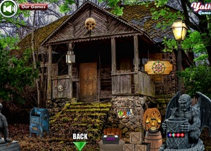 Jouer à Yolk Ghost town turkey escape
