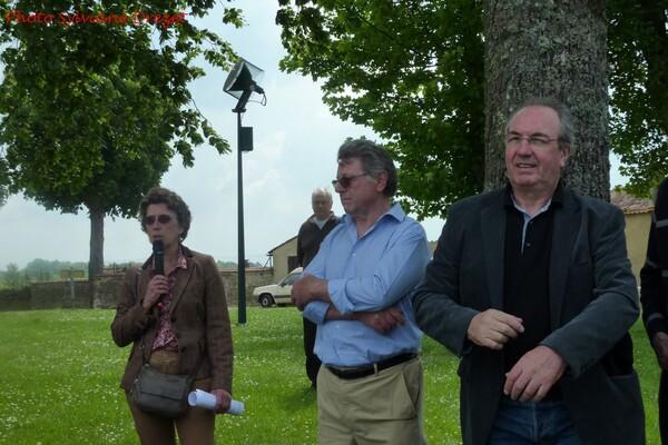 Des maçons de la Creuse en visite dans le Châtillonnais !!
