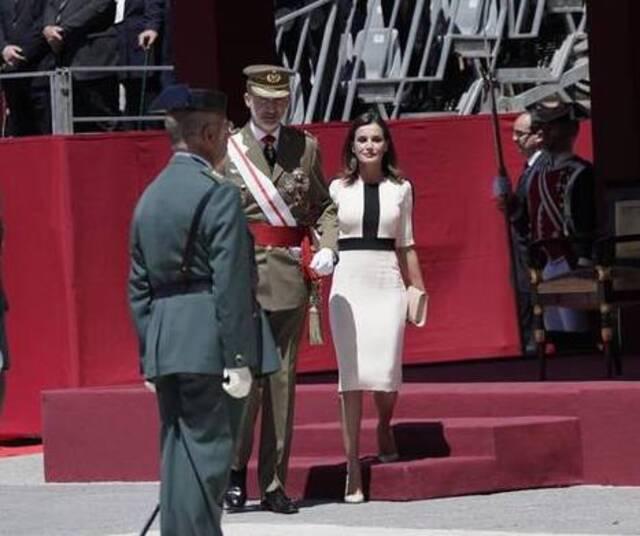175 eme anniversaire de la Guardia Civil en Espgne