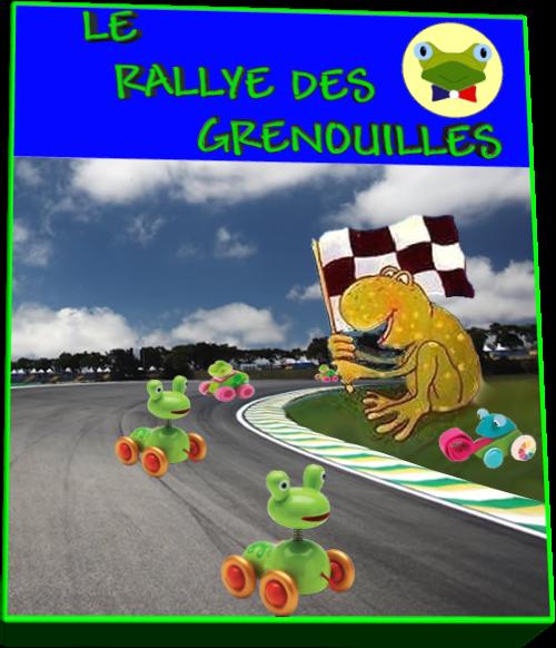 Le Rallye des grenouilles (Humour)