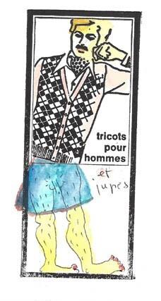 Tricots pour hommes