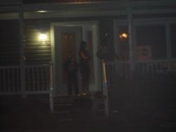 ''La grande évacuation'' de la soirée du 12 octobre 2011