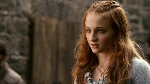 les différents colliers de Sansa