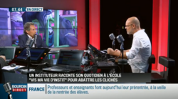 "Lucien Marboeuf : ""Vis ma vie d'instit"""