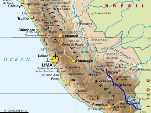 Les lamas de Choqek Iraw