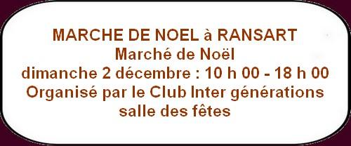 Marché de Noël et loisirs à Arras et ses environs - 1er week-end de décembre