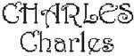 Dictons de la St Charles + grille prénom !
