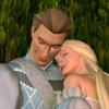 Odette et le Prince Daniel.. Comme ils sont mignons ensemble!
