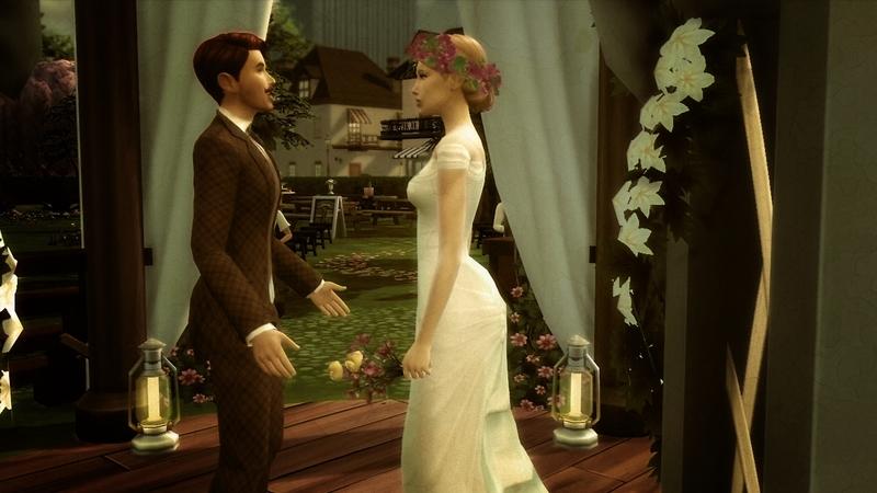 [DC] Prologue : Un mariage de printemps (3/5)